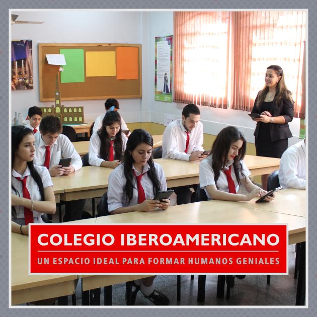 Bachillerato t cnico educaci n media colegio for Menu colegio base